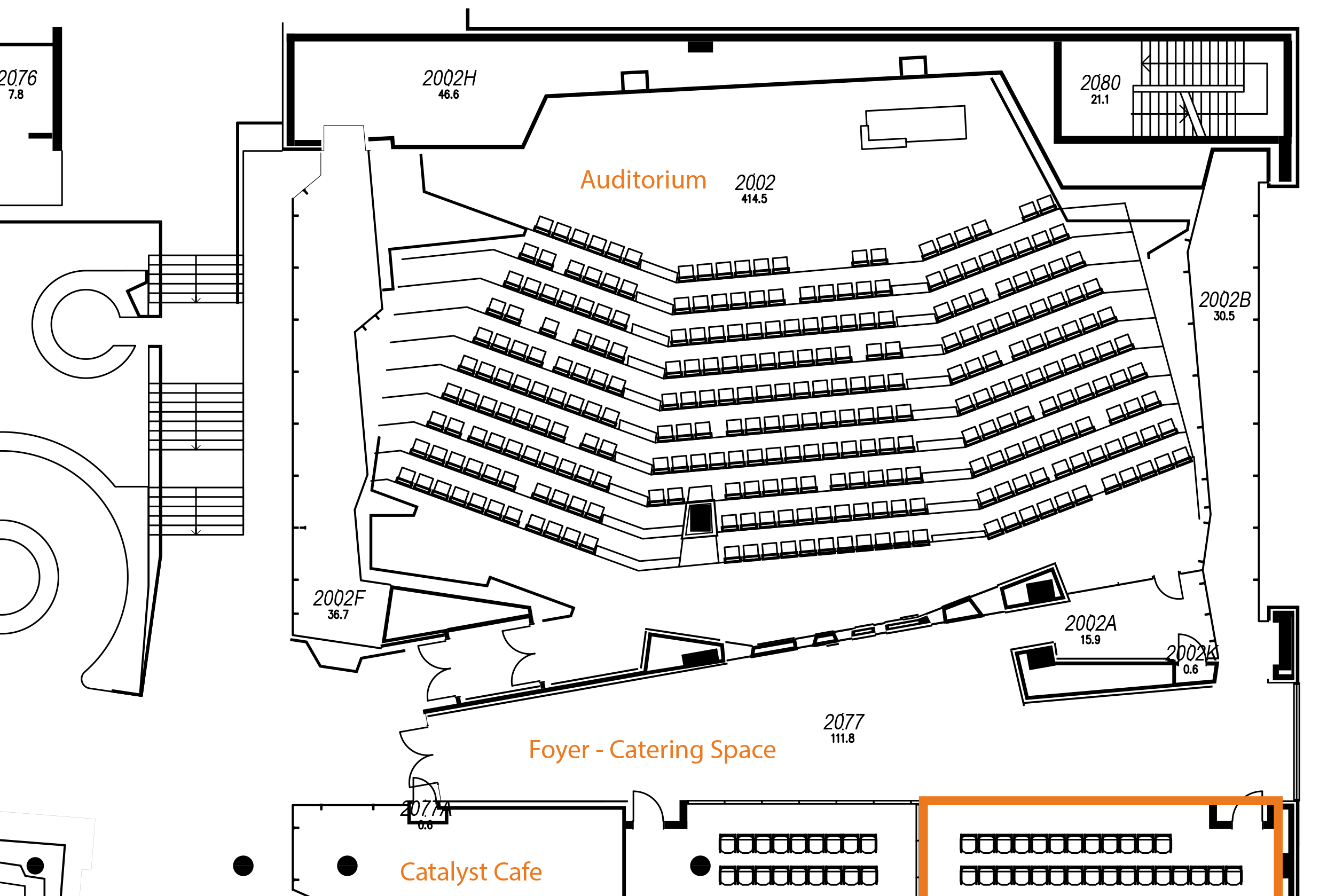 Small Theater Design Floor Plans